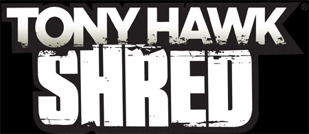 Logo of Tony Hawk: Shred (NINTENDO Wii)