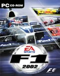 UK Boxshot of F1 2002 (PC)