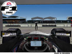 Screenshot of F1 2002 (PC)