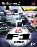 UK Boxshot of F1 2002 (PS2)