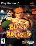 US Boxshot of Black & Bruised (PS2)