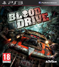 UK Boxshot of Blood Drive (PS3)