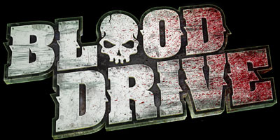 Logo of Blood Drive (PS3)