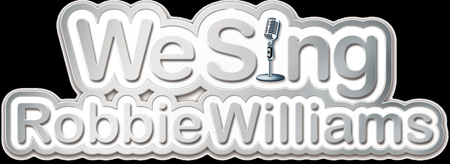Logo of We Sing: Robbie Williams (NINTENDO Wii)