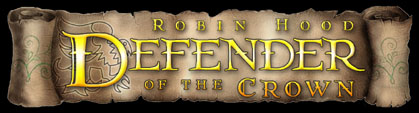Logo of Robin Hood: Defender of the Crown (PC)