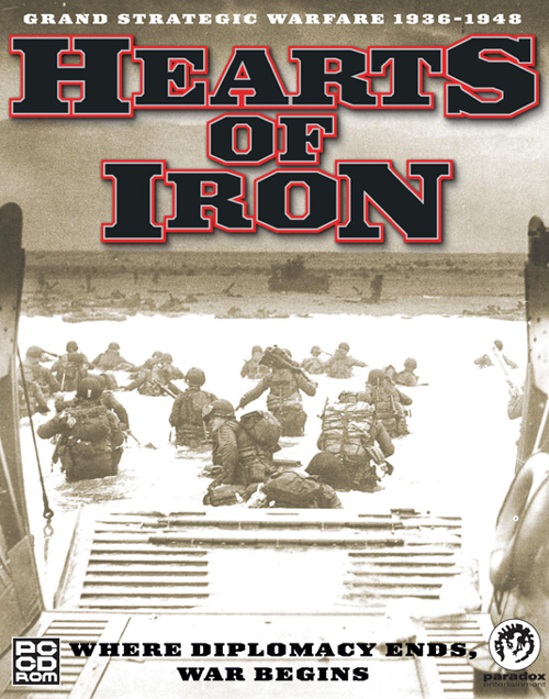 Hearts of Iron Platinum Edition [PC Download]
