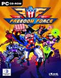 UK Boxshot of Freedom Force (PC)
