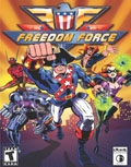 US Boxshot of Freedom Force (PC)