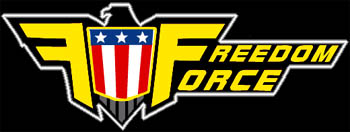 Logo of Freedom Force (PC)