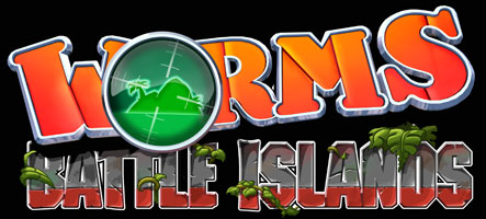 Logo of Worms Battle Island (NINTENDO Wii)