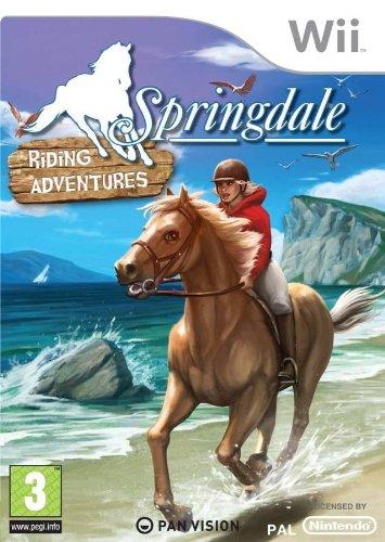 Springdale PAL WII [MULTI5/FR] [FS]
