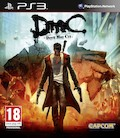 UK Boxshot of DmC Devil May Cry (PS3)