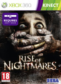 UK Boxshot of Rise of Nightmares (XBOX360)