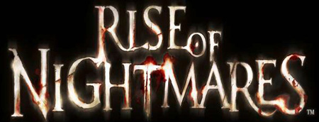 Logo of Rise of Nightmares (XBOX360)