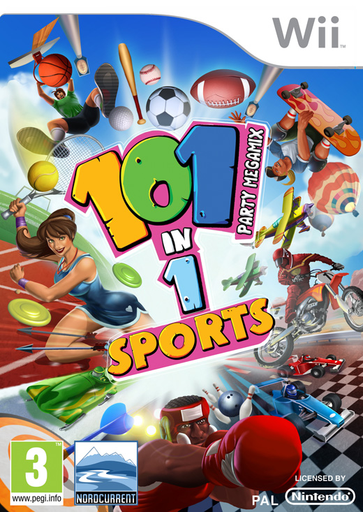 101 in 1 Sports : Party Megamix [USA] [MULTI]