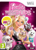 UK Boxshot of Barbie: Groom and Glam Pups (NINTENDO Wii)