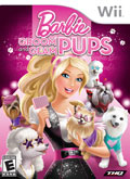 US Boxshot of Barbie: Groom and Glam Pups (NINTENDO Wii)