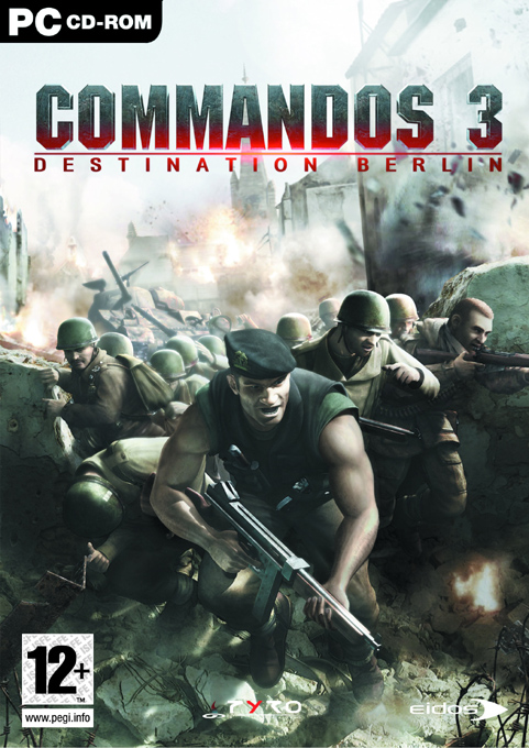 Commandos 3: Destination Berlin [PC]