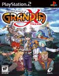 US Boxshot of Grandia Xtreme (PS2)