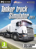 UK Boxshot of Tanker Truck Simulator 2011 (PC)