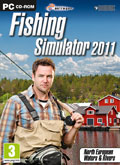 UK Boxshot of Fishing Simulator 2011 (PC)