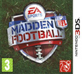 UK Boxshot of Madden NFL Football (3DS)