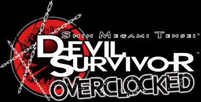 Logo of Shin Megami Tensei: Devil Survivor Overlocked (3DS)