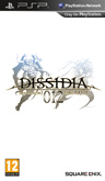 UK Boxshot of Dissidia 012: Final Fantasy (PSP)