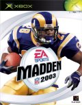 UK Boxshot of Madden NFL 2003 (XBOX)