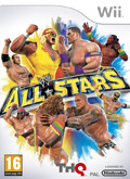 UK Boxshot of WWE All Stars (NINTENDO Wii)