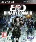 UK Boxshot of Binary Domain (PS3)