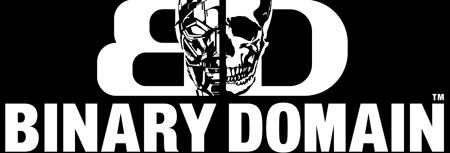 Logo of Binary Domain (XBOX360)