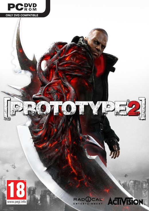 Prototype 2   UNLOCKED   MULTI5   DLC   CRACK