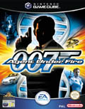 UK Boxshot of 007: Agent under Fire (GAMECUBE)