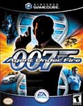 US Boxshot of 007: Agent under Fire (GAMECUBE)