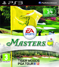 UK Boxshot of Tiger Woods PGA Tour 12: The Masters (PS3)