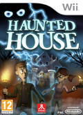 UK Boxshot of Haunted House (NINTENDO Wii)