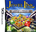 UK Boxshot of Jewel Link Chronicles: Legend of Athena (DS)