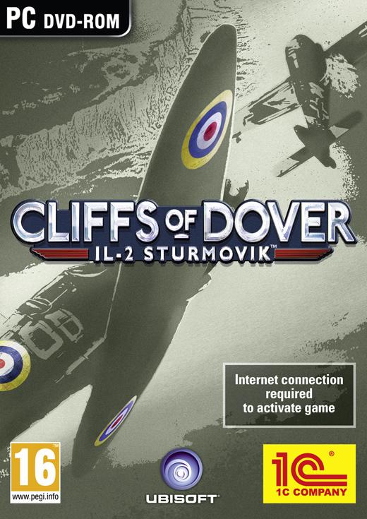 il 2 sturmovik cliffs of dover