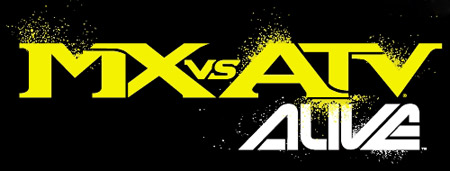 Logo of MX vs ATV Alive (PS3)