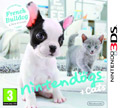 UK Boxshot of Nintendogs + Cats: French Bulldog & New Friends (3DS)