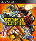 UK Boxshot of Anarchy Reigns (PS3)