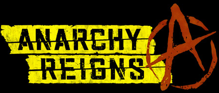 Logo of Anarchy Reigns (PS3)