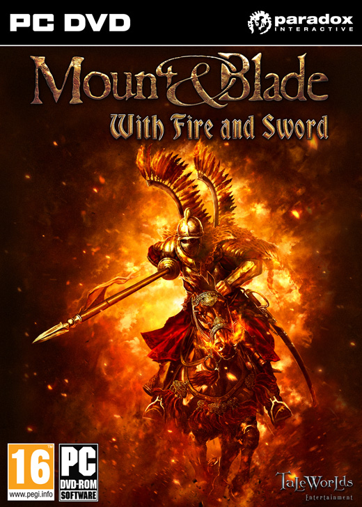 mount  blade with fire  sword