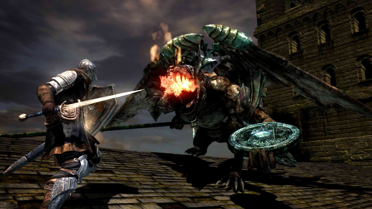 Screenshot of Dark Souls (PS3)
