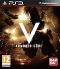 UK Boxshot of Armored Core V (PS3)