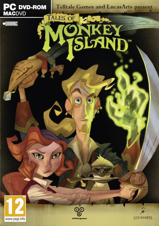 Tales of Monkey Island Collectors Edition-SKIDROW