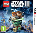 UK Boxshot of Lego Star Wars III: The Clone Wars (3DS)