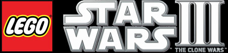 Logo of Lego Star Wars III: The Clone Wars (3DS)