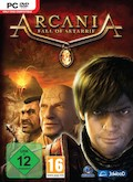 UK Boxshot of Arcania: Fall of Setarrif (PC)
